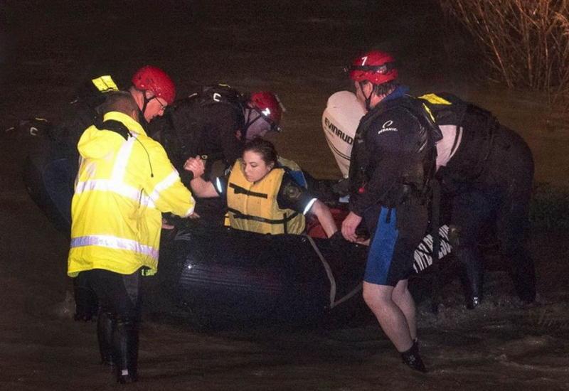 Наводнение унесло жизни трех человек