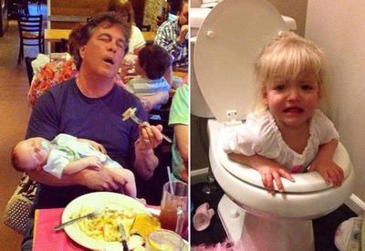 """Самые смешные и правдивые фотографии из жизни родителей <span class=""""color_red"""">- ФОТО</span>"""