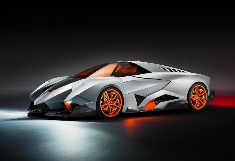 """Lamborghini может отправить своего """"Эгоиста"""" на конвейер"""