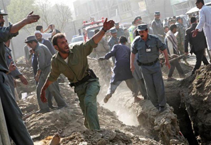 Очередной теракт в Афганистане, много погибших и раненых