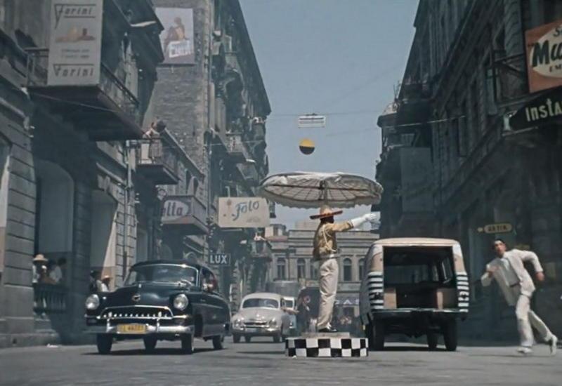 Новые приключения кинозвезд в Баку