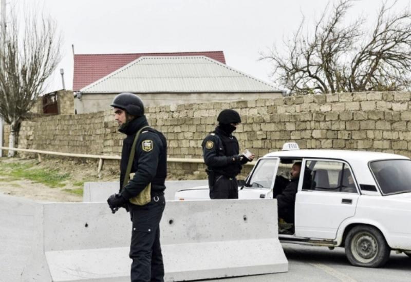 В Нардаране вновь нашли оружие и боеприпасы