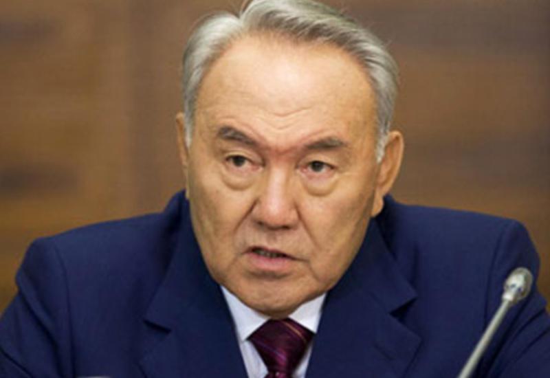 Нурсултан Назарбаев: Непомерные усилия Президента Ильхама Алиева, направленные на улучшение благосостояния народа, продолжат вносить вклад в устойчивое развитие Азербайджана