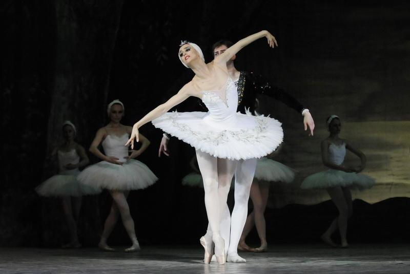 Черно-белое великолепие «Лебединого озера» на бакинской сцене