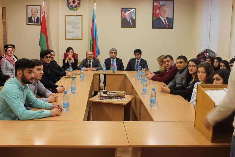 В Минске прошел вечер памяти Бахтияра Вахабзаде
