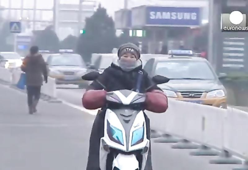 В Пекине нечем дышать