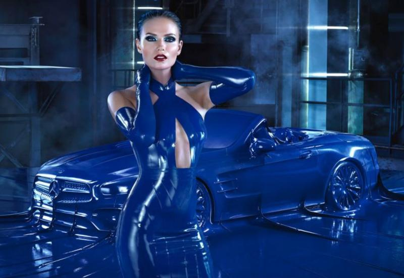 Чем одержим Mercedes-Benz?