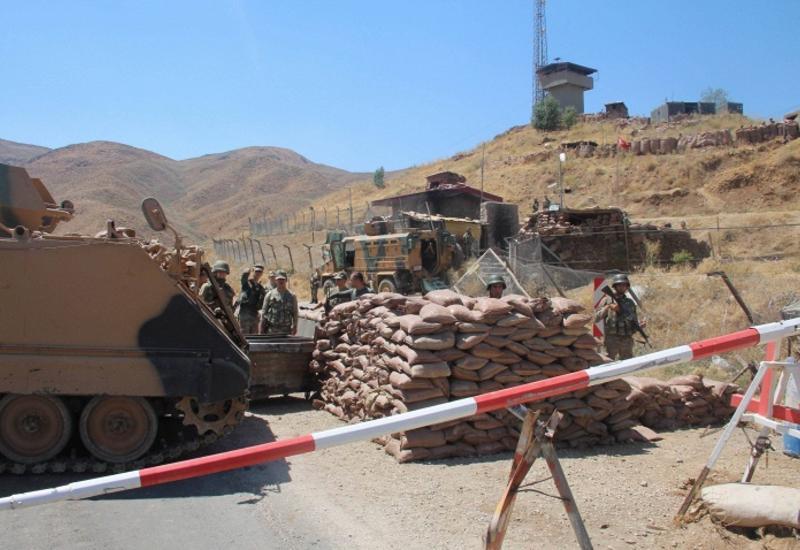 США развернули наблюдательные пункты на турецкой границе