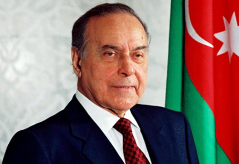 Гейдар Алиев. Портрет Общенационального лидера Азербайджана