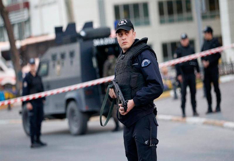В Турции задержан смертник, готовивший теракт