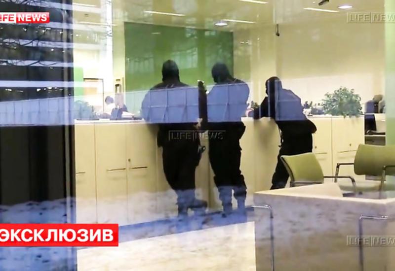В турецком банке в Москве идут обыски