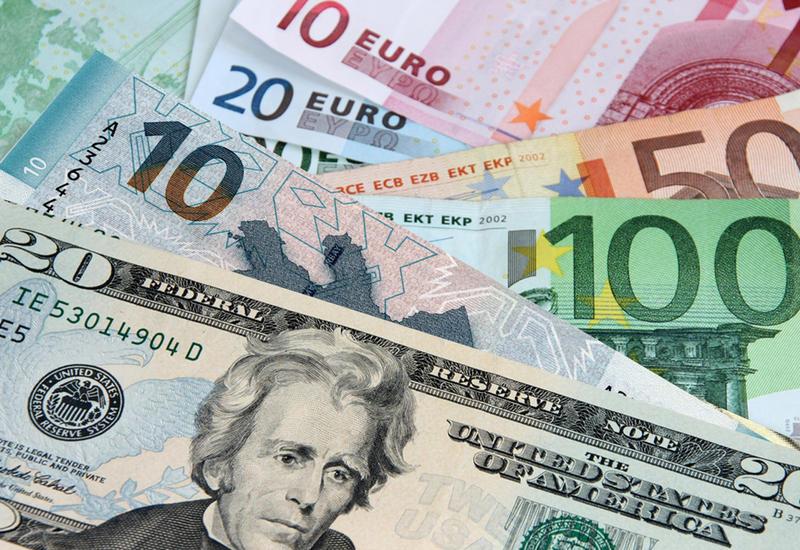Манат вырос по отношению к евро