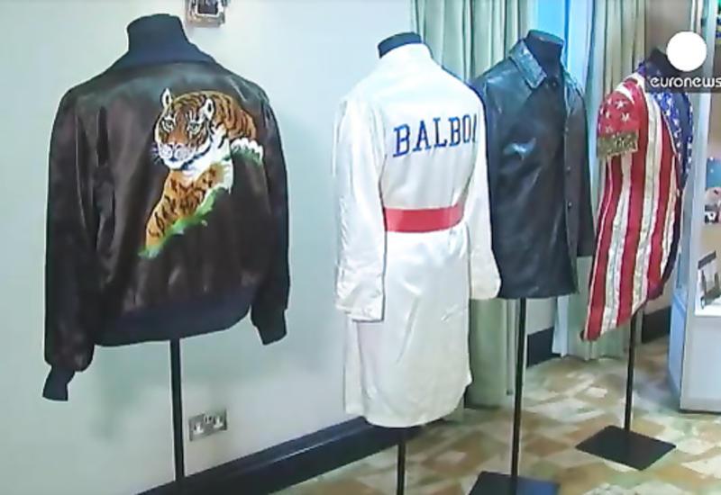 В США распроданы вещи Сталлоне