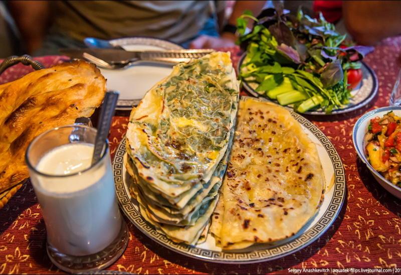 Национальные блюда азербайджанской кухни