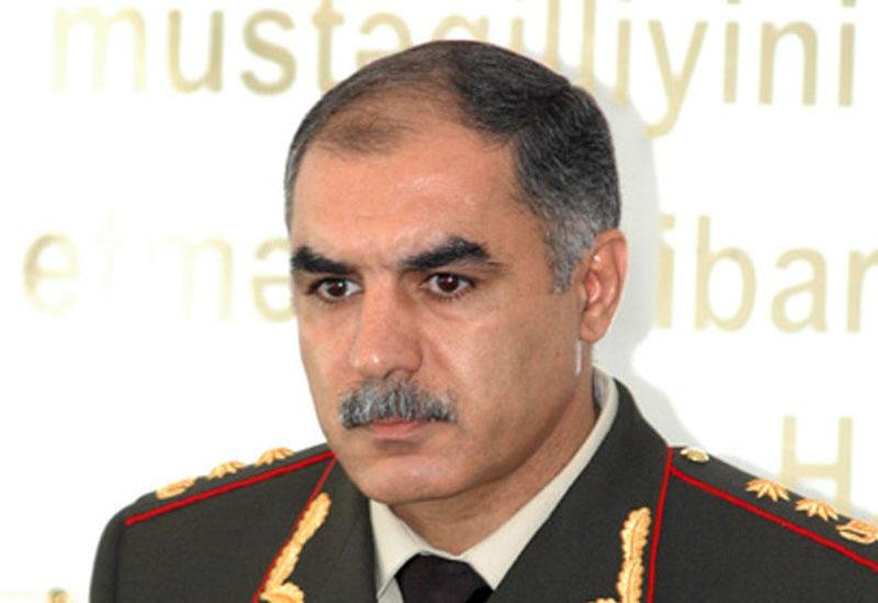 Xanlar Vəliyev: Azərbaycan Silahlı Qüvvələrində baş verən cinayətlərin sayı azalıb