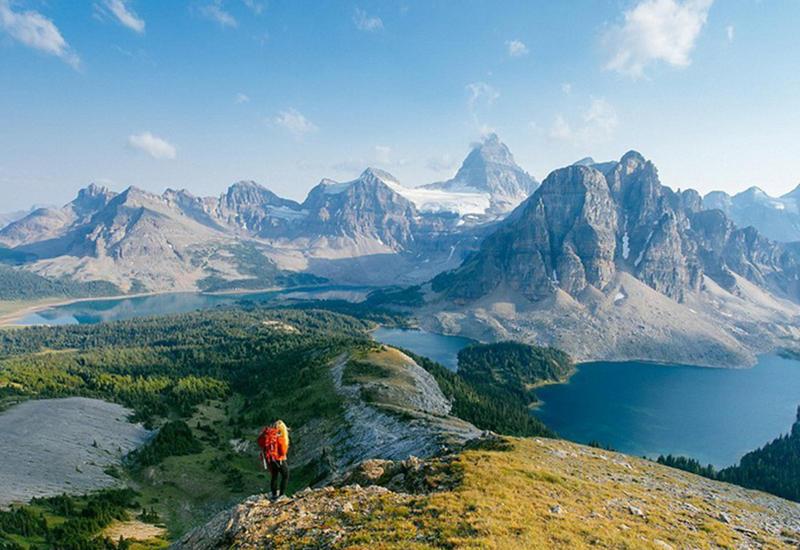 12 неповторимых пейзажей Канады, где она кажется инопланетным местом
