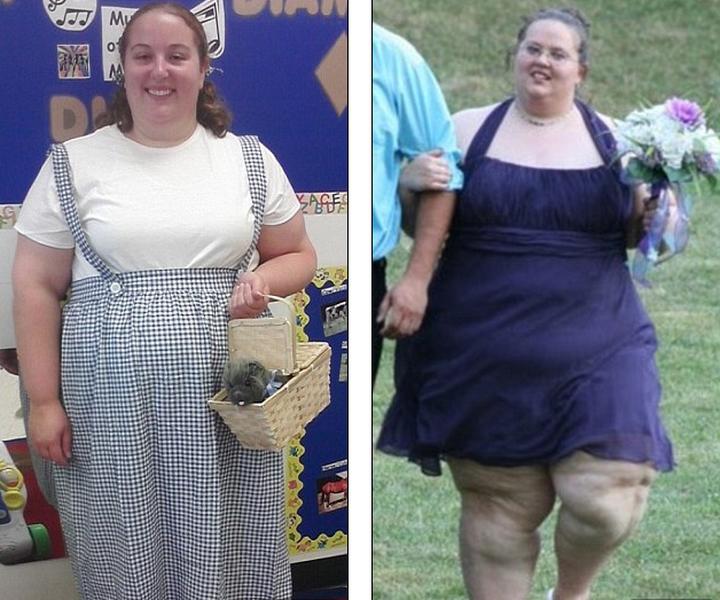 А есть здесь люди похудевшие на 50 и более кг