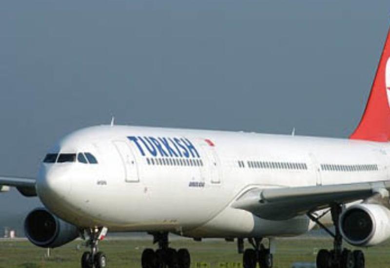 "Turkish Airlines начинает полеты из Баку в Новый аэропорт Стамбула <span class=""color_red"">- ДАТА</span>"