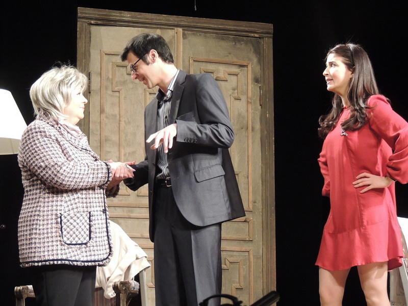 Семейная драма на сцене бакинского театра