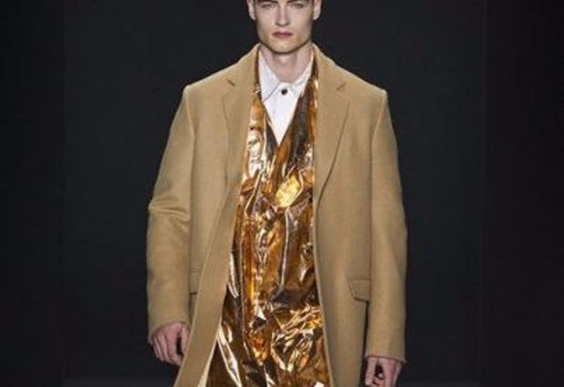 Классика и драгоценности в новой коллекции Calvin Klein Fall/Winter 2016 на Milan Fashion Week