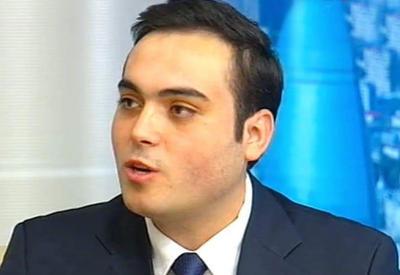 """Орхан Рагимзаде в проекте Day.Az """"Молодежь за Ильхама Алиева"""""""