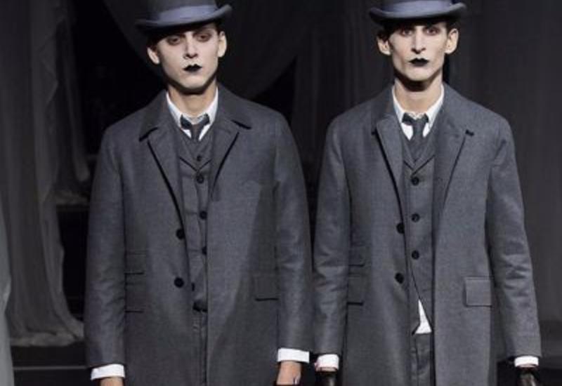Thom Browne Fall-Winter 2016 на Paris Fashion Week