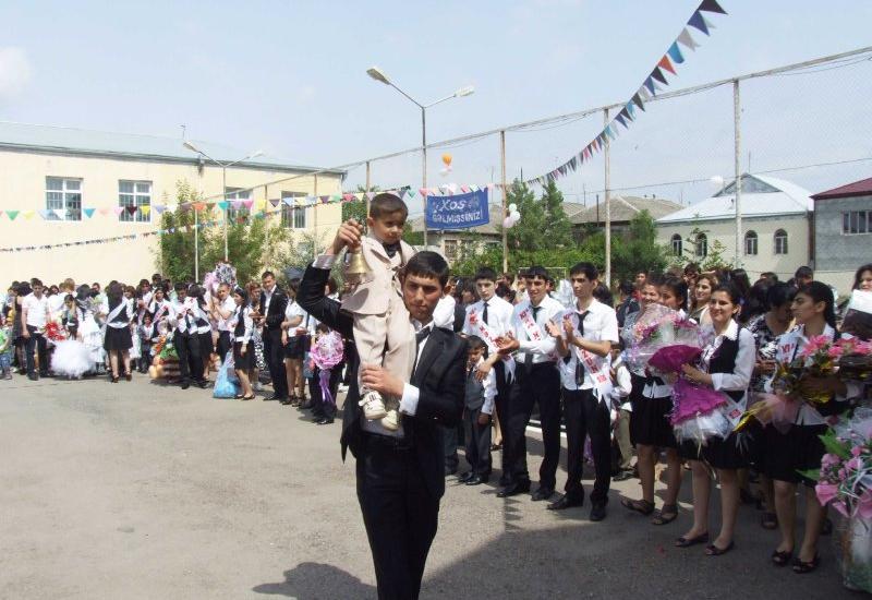 Сегодня в школах Азербайджана прозвучит «Последний звонок»