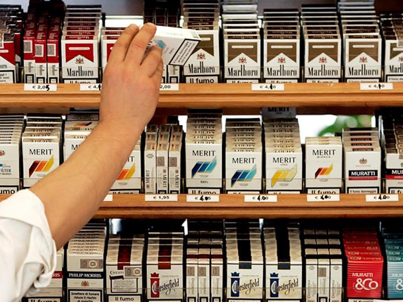 В россии запретят продажу табачных изделий купить сигареты слим оптом