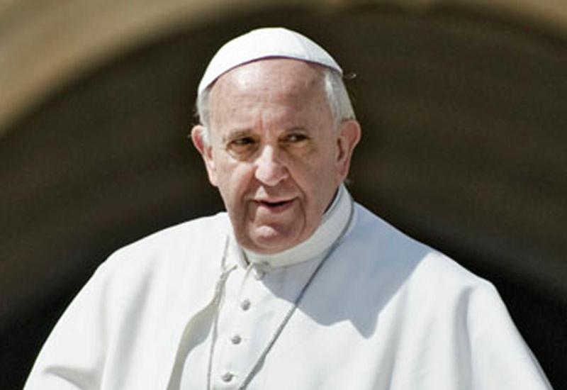 Папа Римский создал картину, посвященную миграции