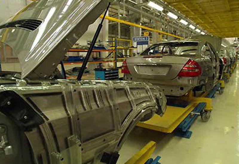 """""""Mercedes""""in İranda nəhəng zavodu açıldı"""