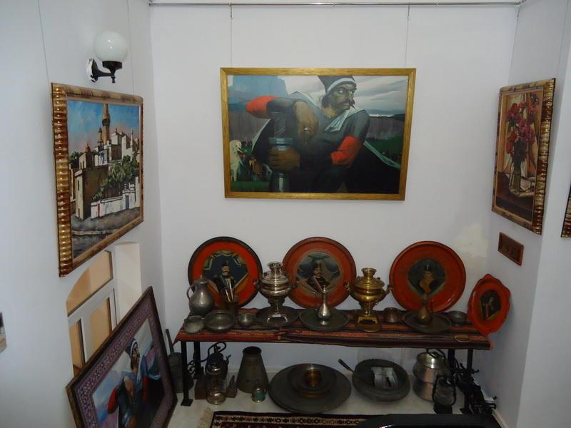 Дом, который построил Таир Салахов