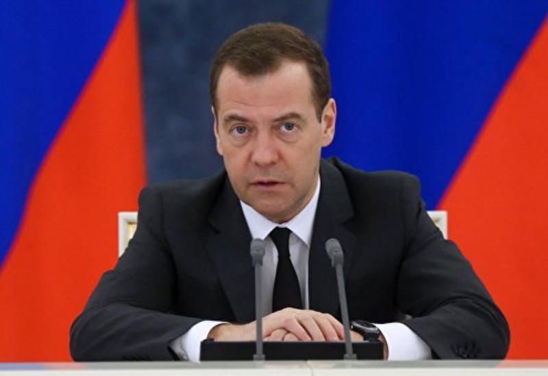 Дмитрий Медведев одобрил соглашение о сотрудничестве с Азербайджаном