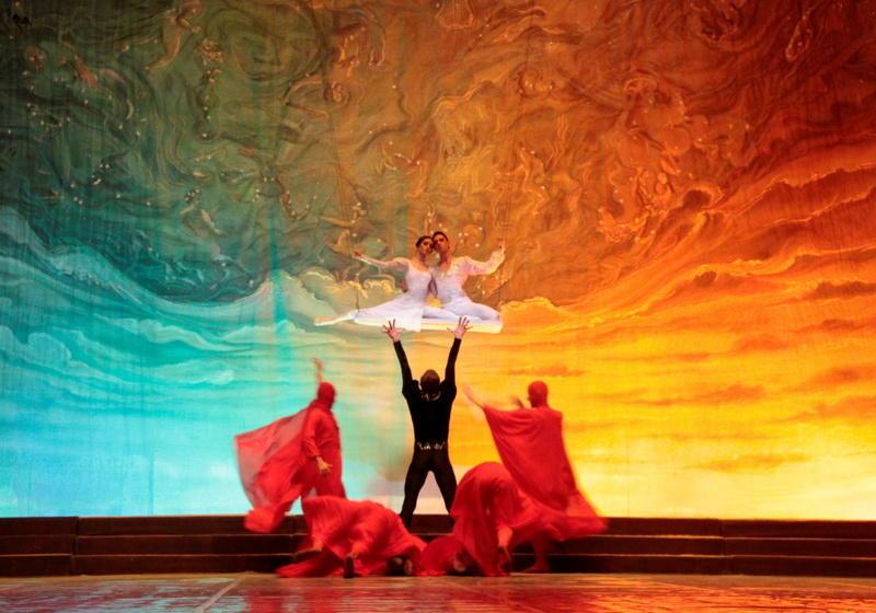 Легенды о вечной любви на сцене Театра оперы и балета