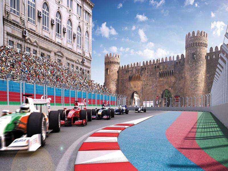 Формула 1 Азербайджан Скачать Торрент