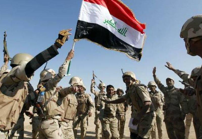 İraqın daha bir bölgəsi İŞİD-dən təmizləndi