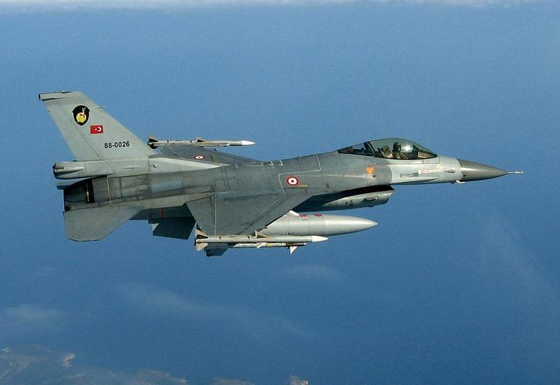 ВВС Турции нейтрализовали 7 террористов РПК