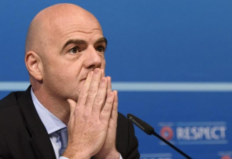 Президент ФИФА заразился коронавирусом
