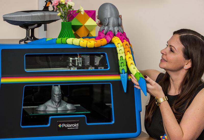 Polaroid выпустила первый 3D-принтер для масс-маркета