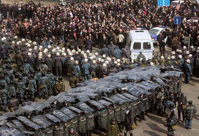 В Армении отмечают годовщину национального позора
