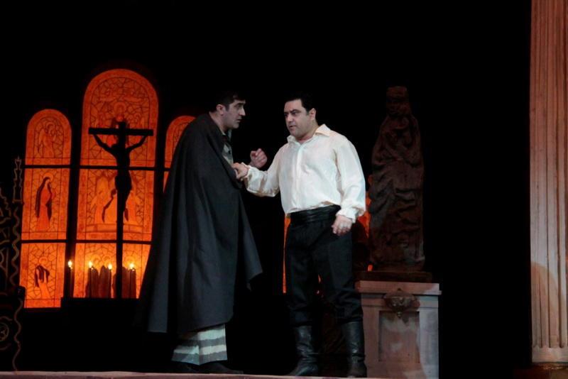 Золотая россыпь звезд на сцене Театра оперы и балета