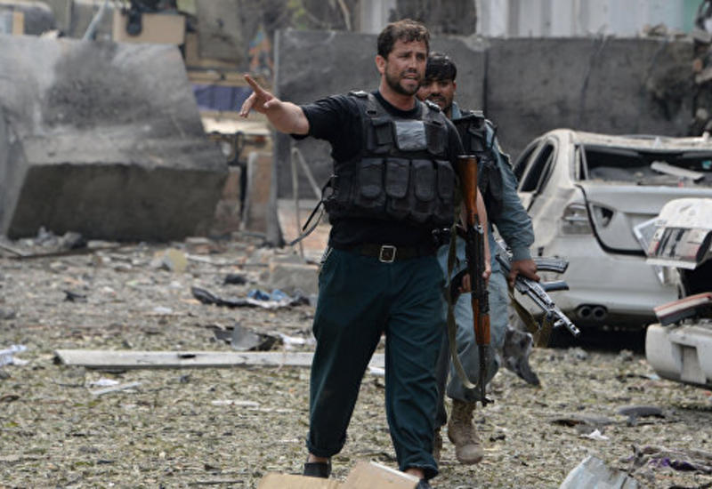 """В Афганистане уничтожили десятки боевиков """"Талибана"""""""