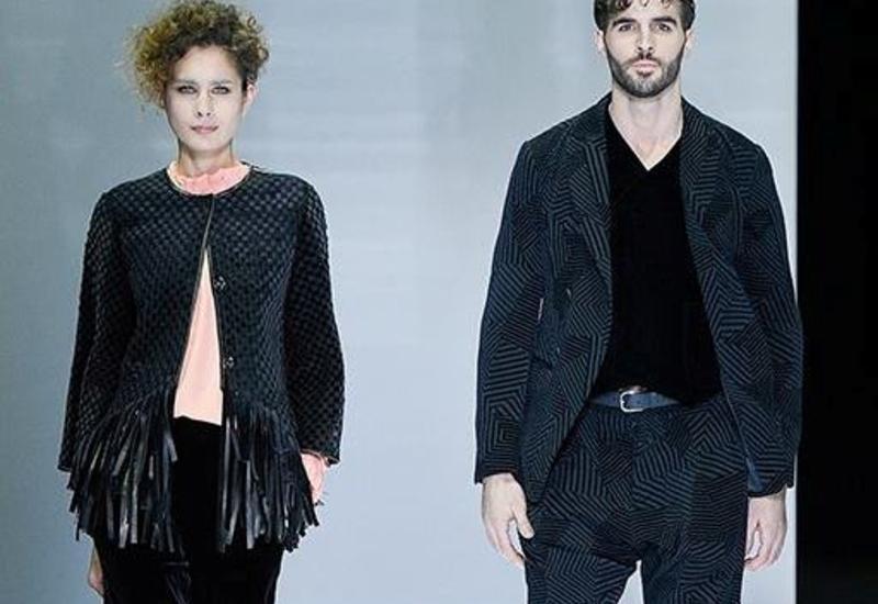 Milan Fashion Week/ Армани, Джорджо/ Fall-Winter 2016