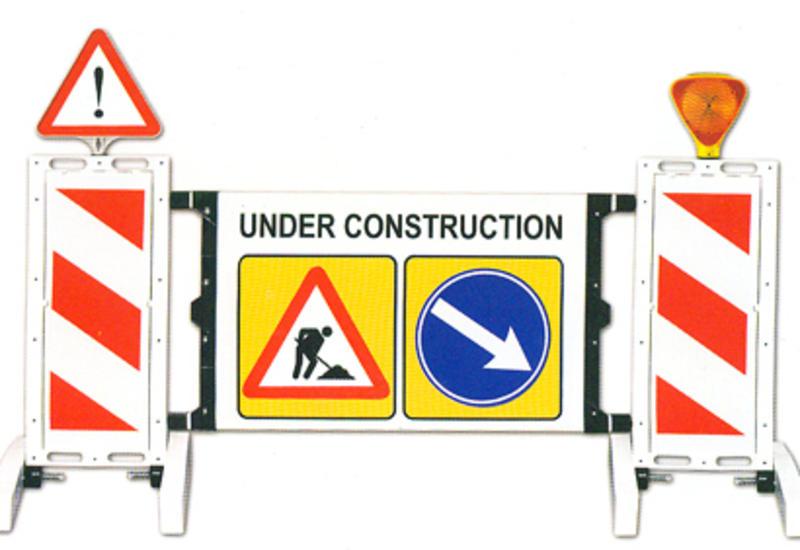 В Баку ремонтируются две автодороги
