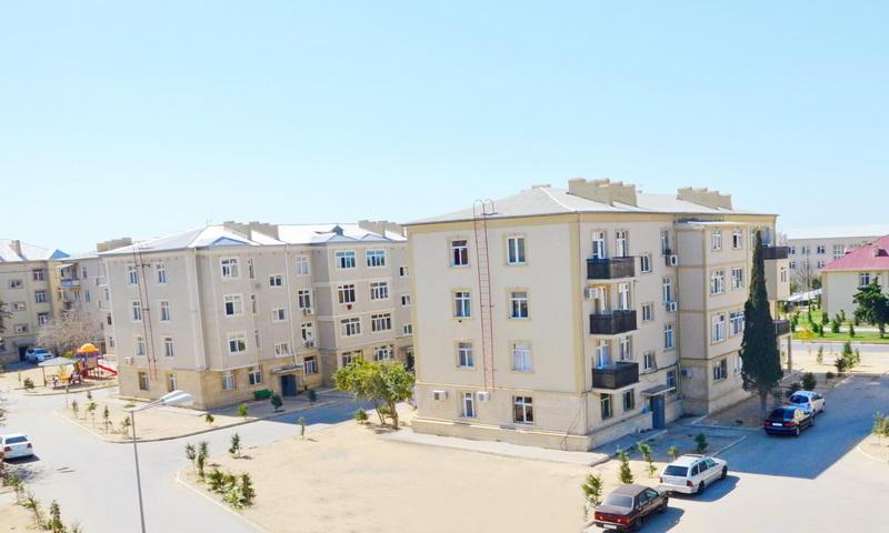 В новом районе Баку все будет по-новому