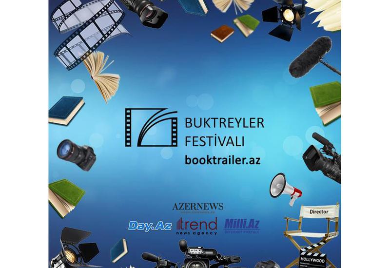 Фестиваль буктрейлеров поддержало минкультуры и туризма Азербайджана