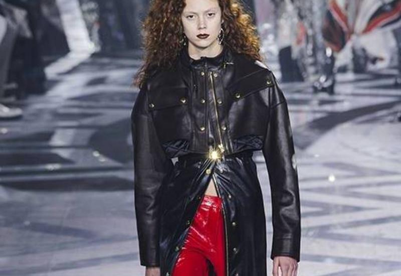 Louis Vuitton на Paris Fashion Week