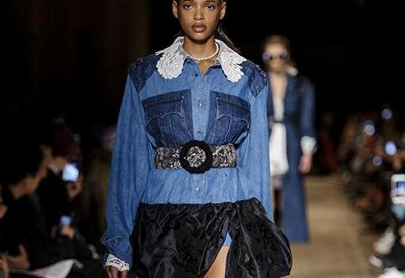 Miu Miu на Paris Fashion Week