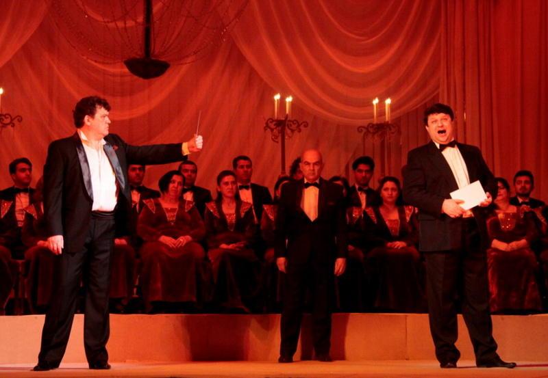 Возвращение шедевра на сцену Театра оперы и балета