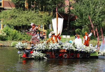 "Роскошное зрелище: Парад цветов в Нидерландах <span class=""color_red"">- ФОТО</span>"