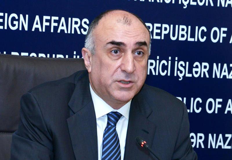 Эльмар Мамедъяров о визитах карабахских сепаратистов в страны ЕС